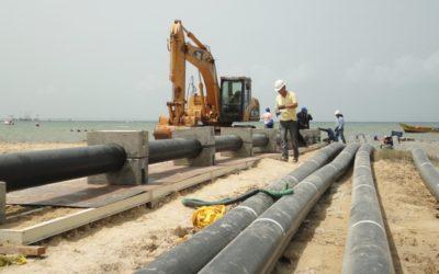 Aprovecha las ventajas del Polietileno de Alta Densidad (PEAD) en proyectos de tuberías submarinas.