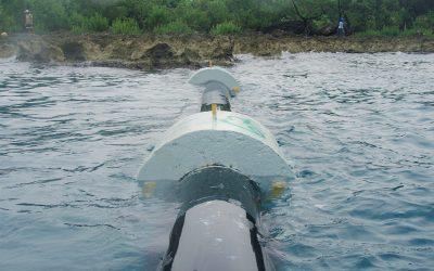 Dando pasos agigantados en la construcción de emisarios submarinos en Venezuela con tubería en Polietileno de Alta Densidad (PEAD).