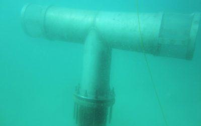 Diseño de Filtro Toma submarinos con control de iluminación para evitar crecimiento biológico